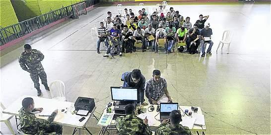 Balance exitoso en las jornadas para los remisos en Medellín