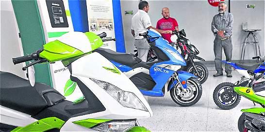 Radiografía local de las motos eléctricas en Medellín
