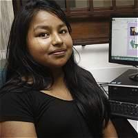 Estudiante indígena creó juego para salvar su lengua