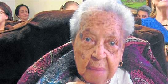 Murió la mujer más longeva de Medellín a sus 112 años