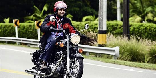 Prueba de ruta aceleró el palpito de la prensa en Medellín