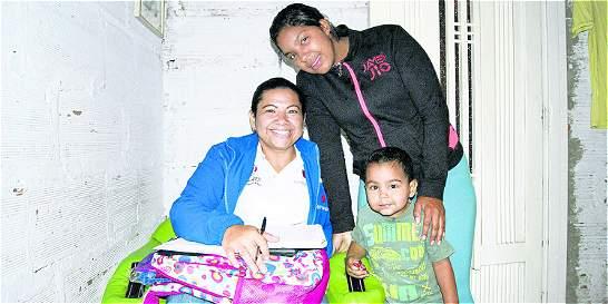 Así se atiende a los más vulnerables de Medellín
