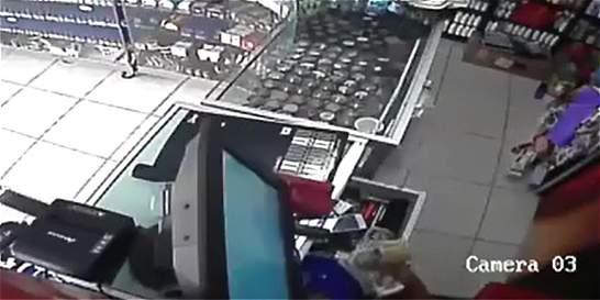 Video: así usan a los niños para robar en Antioquia
