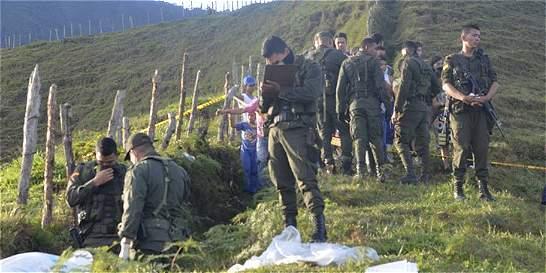 Encuentran degollado a menor de 14 años en Argelia (Antioquia)