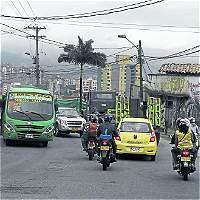 Las obras viales en Medellín afectarán venta del sector automotriz