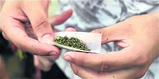 Alerta por alto consumo de marihuana en Medellín