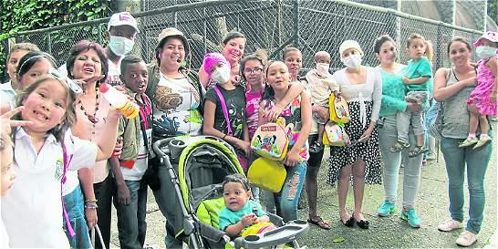 Fundación en Medellín cumple los sueños de niños con cáncer