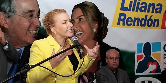 Uribismo avala a Liliana Rendón para la Gobernación de Antioquia