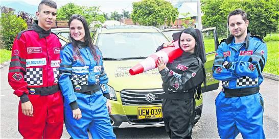 Fin de semana para probar la potencia de los mejores autos en Medellín