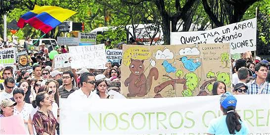 Sin tramo de Envigado (Antioquia) Metroplús no funciona
