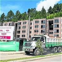 Más enredos en edificio de CDO en Medellín