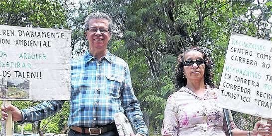 Centro comercial de La 80 en Medellín costará 300 árboles
