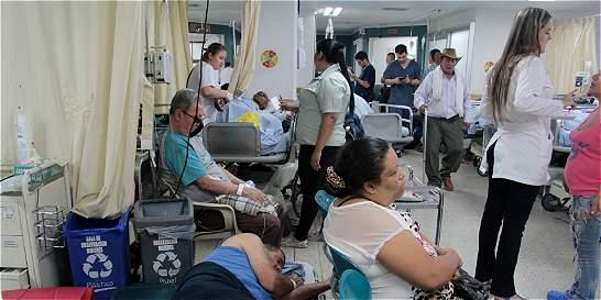 Atender pacientes sin dinero le cuesta al San Vicente $4.000 millones