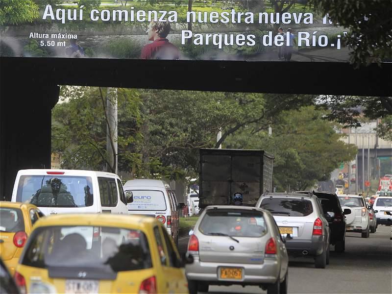 Pico y placa rota a partir de agosto en Medellín