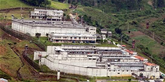 Impiden ingreso de nuevos internos a cárcel de Itagüí por tuberculosis