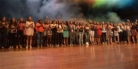 Medellín premió a las más inteligentes y sobresalientes
