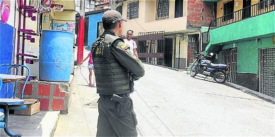 Menos homicidios no tranquilizan a vecinos de La Loma y la 13