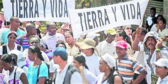 En Urabá hay 23 demandas por tierras