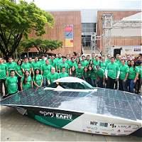 Tripulación de vehículo solar viajará a Australia
