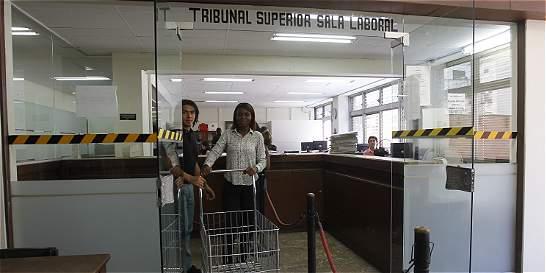 Con dudas, vuelven funcionarios judiciales al edificio Rodrigo Lara