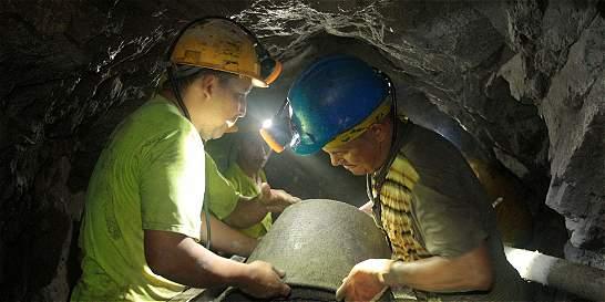 Mineros en Segovia (Antioquia) se reintegraron a sus labores