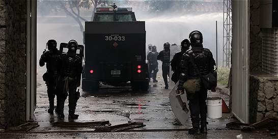 Nuevos disturbios en la Universidad de Antioquia