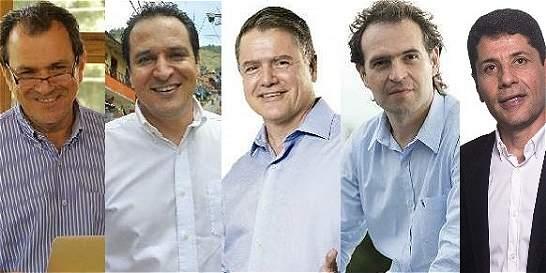 Encuesta Datexco da posible victoria a Juan Carlos Vélez en Medellín
