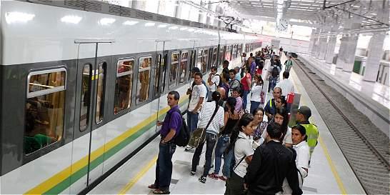 Metro de Medellín es gratuito por elecciones