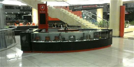 En Medellín roban más de 600 millones de pesos en relojes