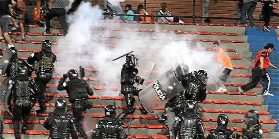 Presentan en Medellín sistema de supercámaras para el estadio