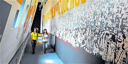 Así es el museo de Medellín que narra un conflicto que lleva 50 años