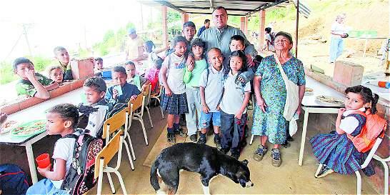 Alcaldía de Medellín le incumplió a la comunidad de La Cruz