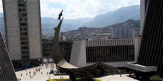 Aplazan para mañana audiencia por desfalco a la Alcaldía de Medellín