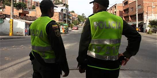 En Medellín hubo 6 quemados por pólvora y se presentaron dos muertos