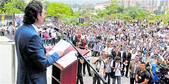 'Seré el alcalde de la gente': Federico Gutiérrez