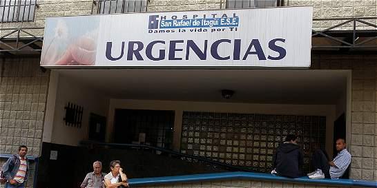 El hospital de Itagüí se suma a crisis de la salud