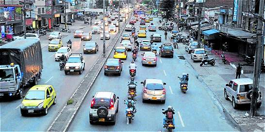 El tráfico, el mayor generador de ruido en Medellín
