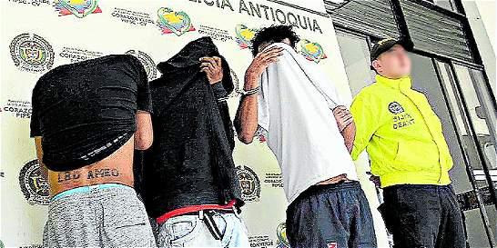 Capturadas tres personas por homicidio de un hincha de fútbol