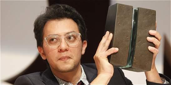 Andrés Solano, ganador del premio Biblioteca de Narrativa Colombiana