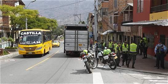 Castilla, la comuna de Medellín que no avanza en seguridad