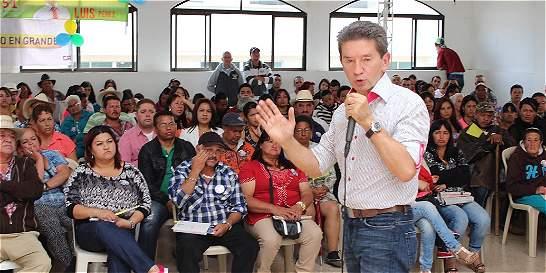 Gobernador de Antioquia pide el 10 por ciento de la venta de Isagén