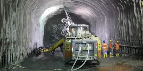 Túnel en Ituango mejorará el flujo vial de la región