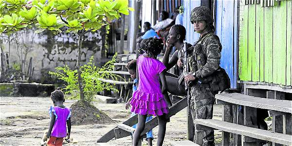Investigan si muerte de 37 niños en el Chocó se debió al mercurio