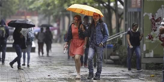 Aguardan temporada de lluvias en Antioquia