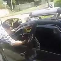 Un grupo de 10 taxistas agredió a un conductor de Uber en Medellín