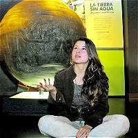 Xibelly, la primera astrónoma graduada en Colombia