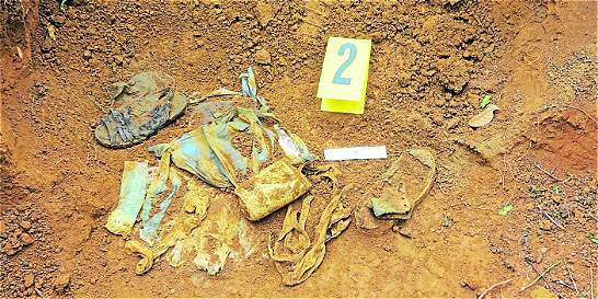 Fiscalía encuentra seis cadáveres de la masacre de Pavarandó en Urabá