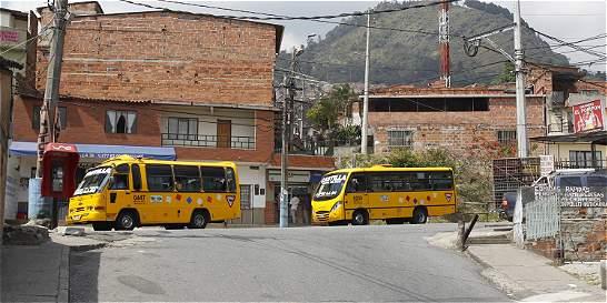 Disparan a conductor de transporte público en Castilla
