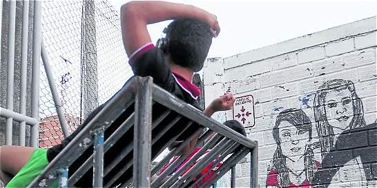 Los niños del conflicto que son resocializados  en Medellín