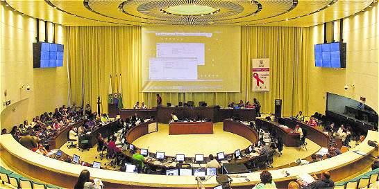 Concejo de Medellín votó negativo en la venta de acciones de Isagén